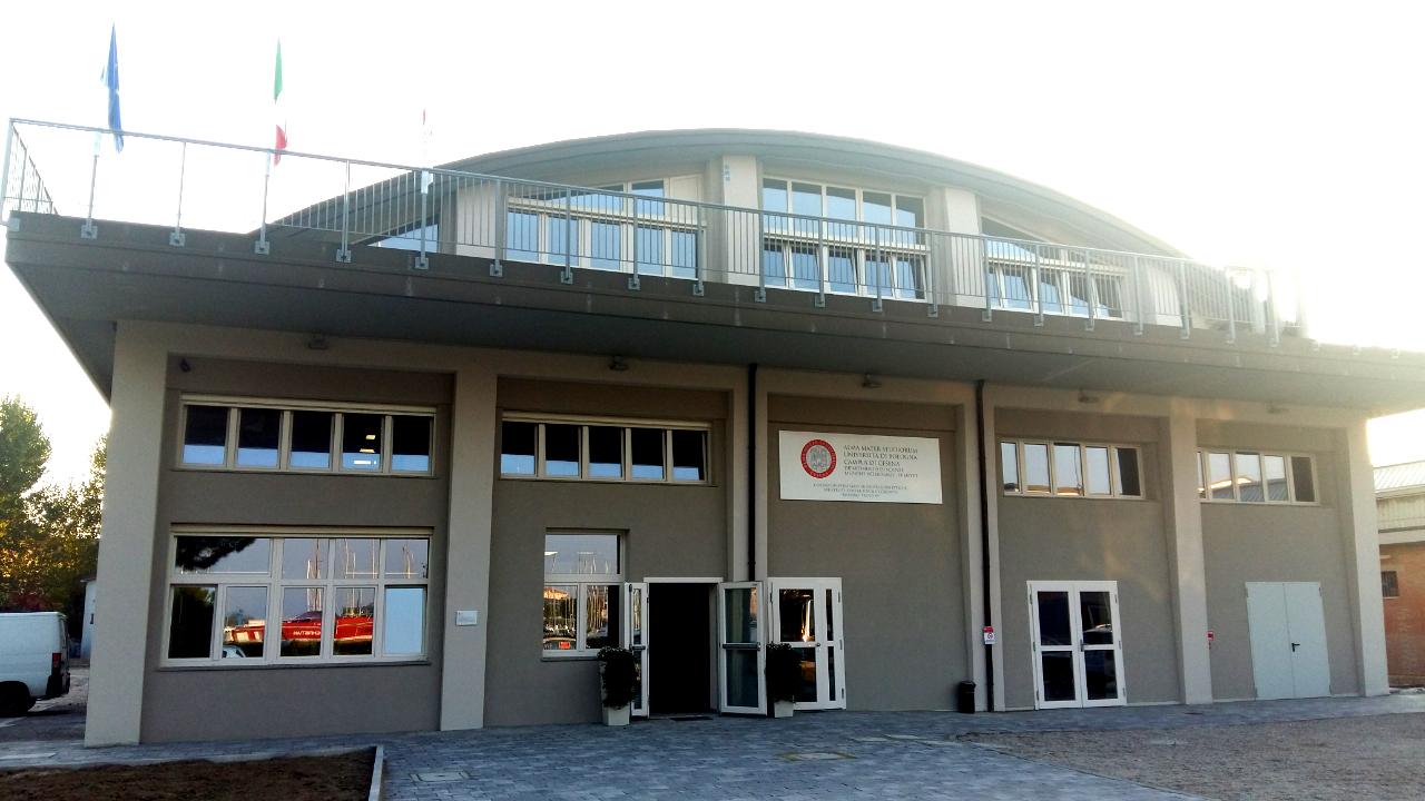 Nuovo Centro universitario di Produzioni Ittiche ...